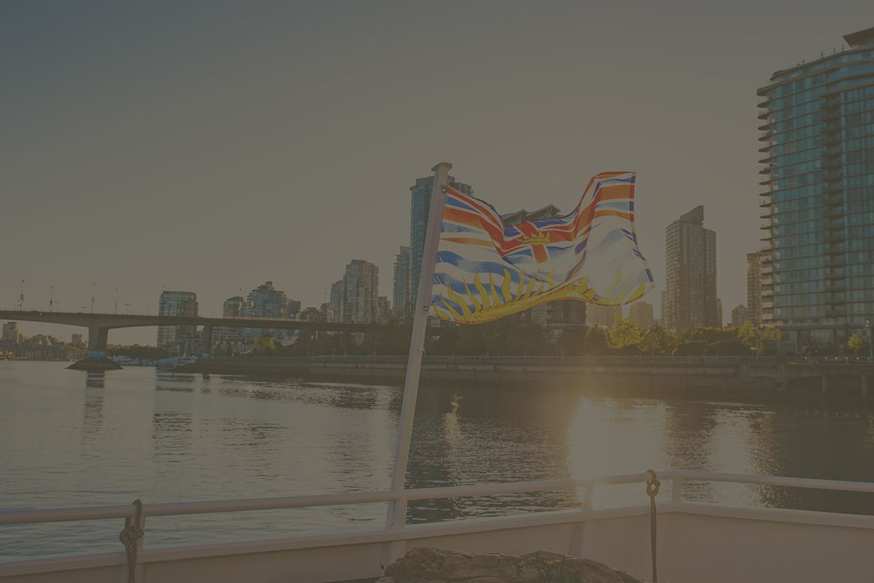 Agent Services (Assistance) – British Columbia flag